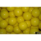 "Yelllow 80MM 3 1/8"" Playpen Balls & Pit Balls"