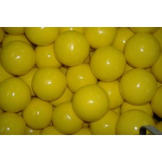 "Yelllow 80MM 3 1/8"" Playpen Balls & Ball Pit Balls"